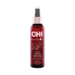 CHI Rose Hip Oil Repair & Shine Leave-In Tonic - Несмываемый тоник для окрашенных волос