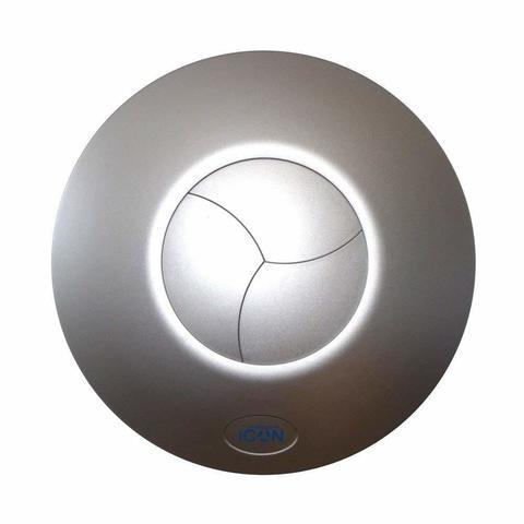 Вентилятор накладной Airflow iCON ECO 15 Silver