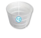 Форма для сыра корзинка,  малая. (0,6 л.)