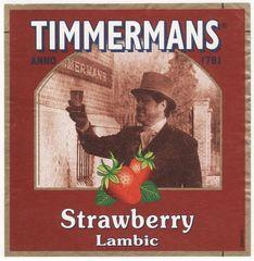 Пиво Timmermans Strawberry