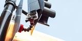 Присоска Joby Suction Cup & GorillaPod Arm пример использования