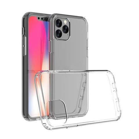 Чехол для iPhone 11 Pro - Прозрачный Силиконовый