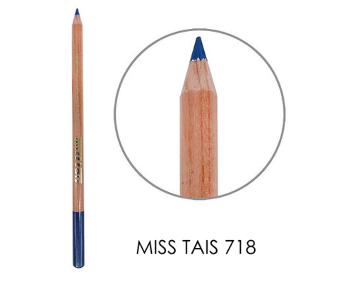 Карандаш для глаз Miss Tais 718