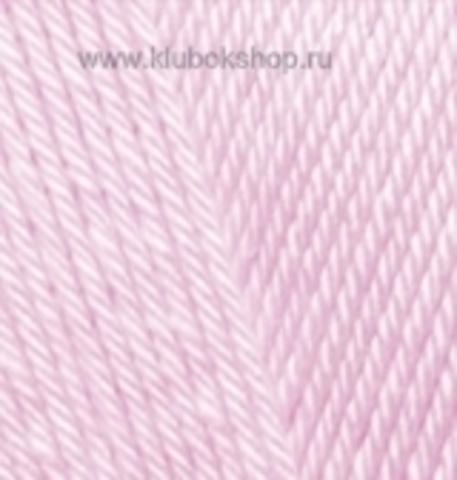 Пряжа Alize Diva цвет детский розовый 185