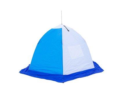 Палатка зимняя СТЭК ELITE 2 - местная (дышащий верх)Копировать товар
