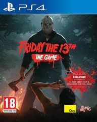 PS4 Friday The 13th: The Game (английская версия)