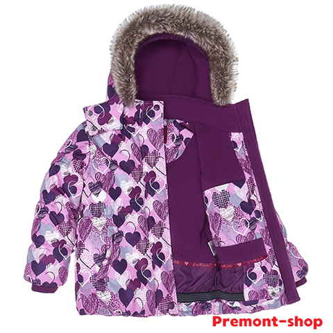 Комплект Premont для девочки Зимняя клюква WP81210 PINK