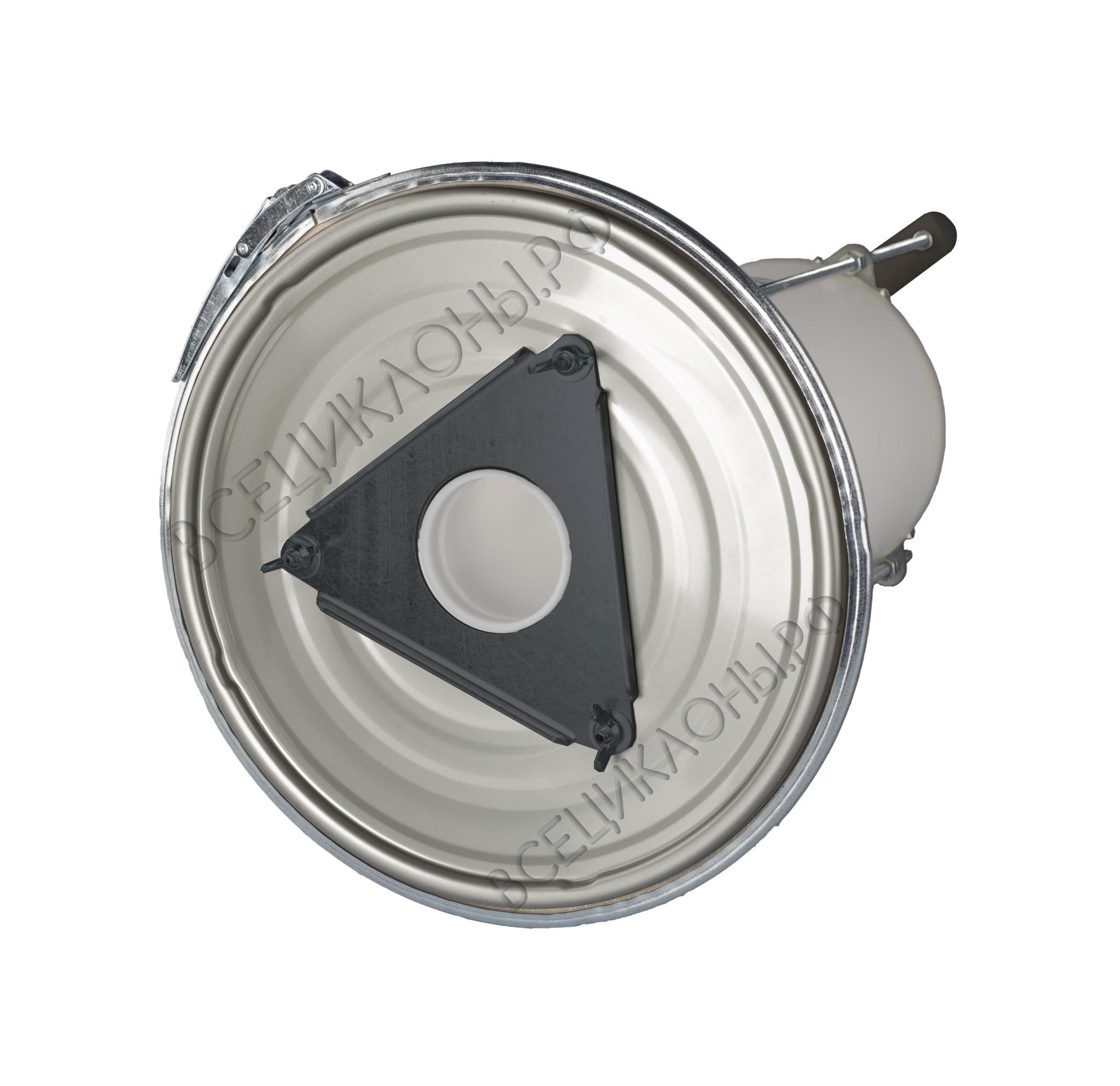 Скелетный крепёж для циклона М-1, крышка и циклонный фильтр продаются отдельно