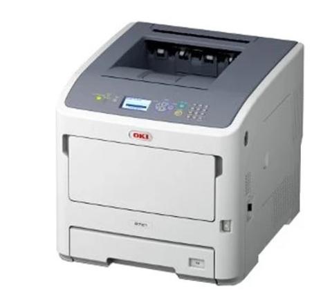 Монохромный принтер OKI B721DN (45487002)