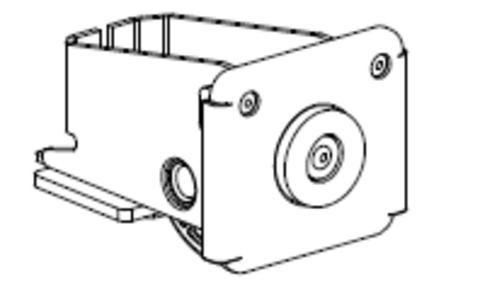Ролик опорный AlutechSGN.02.320(Беларусь) до 700 кг.
