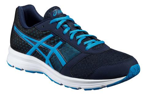 ASICS PATRIOT 8 мужские кроссовки для бега темно-синие