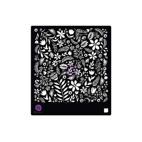 Маска (трафарет ) Prima Designer Stencil  - Foliage Lover