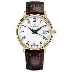 Женские швейцарские часы Claude Bernard 54005 37J BR