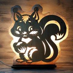 Солевая лампа Белочка 3-4 кг