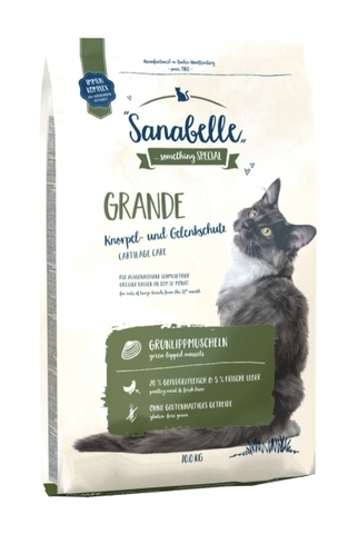 Bosch Sanabelle Grande сухой корм для кошек крупных пород от 1 года 10 кг