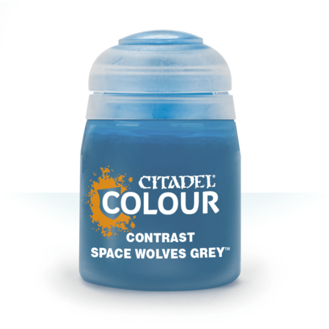 contrast: Space wolves grey 18 ml.
