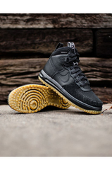 Nike Lunar Force 1 Duckboot Winter - Black / Gum