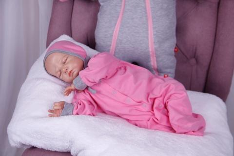 Человечек для девочки Mini (розовый)