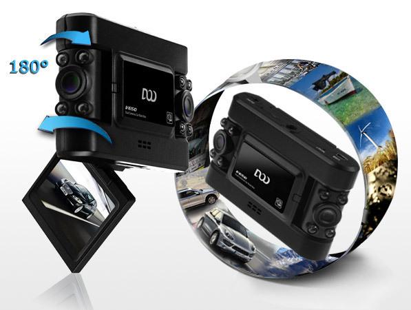 Видеорегистратор для автомобилей DOD V650
