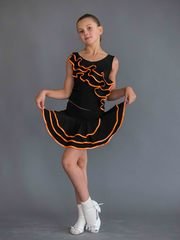Детская одежда для танцев, юбочка с трусиками