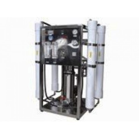 ARO-10000GPD - установка обратного осмоса с насосом (до 38 000л/сут)