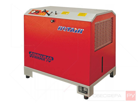 Дизельный компрессор Rotair GOMMAIR 10-11