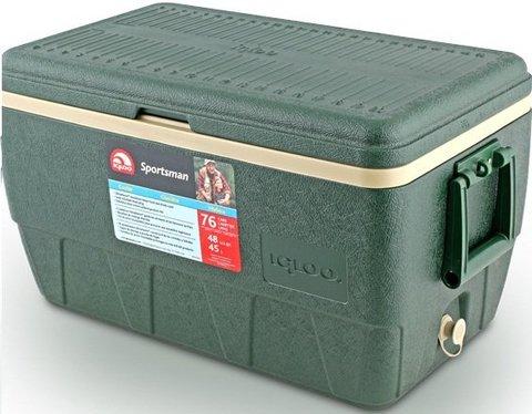 Изотермический контейнер Igloo Sportsman 52 (термоконтейнер, 50 л.)