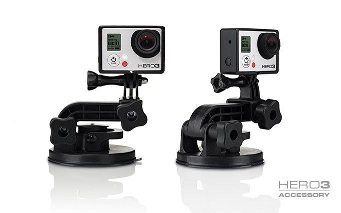 Камера GoPro HERO3: Silver Edition