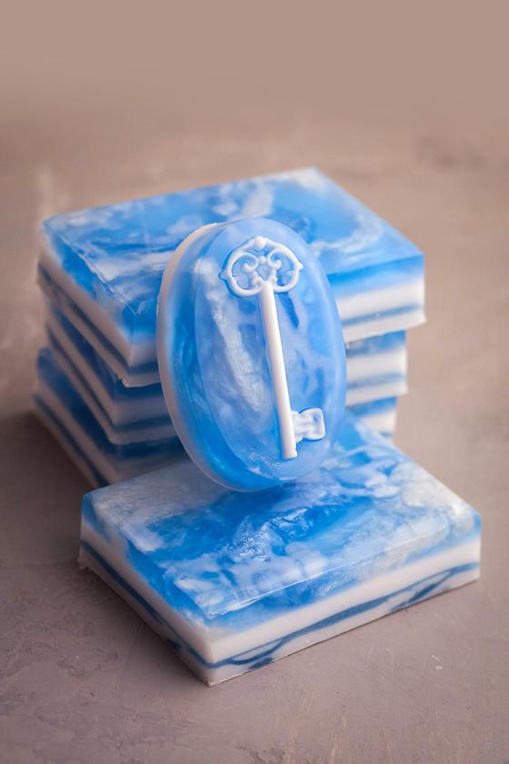 Форма для изготовления мыла ручной работы Дверной ключ