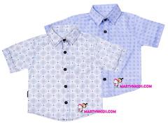 1378 рубашка короткий рукав 1