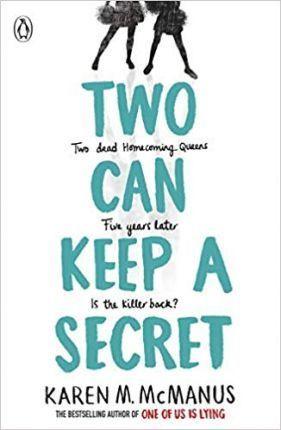 Kitab Two Can Keep a Secret   Karen McManus