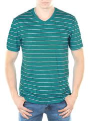 52520-24 футболка мужская, зеленая
