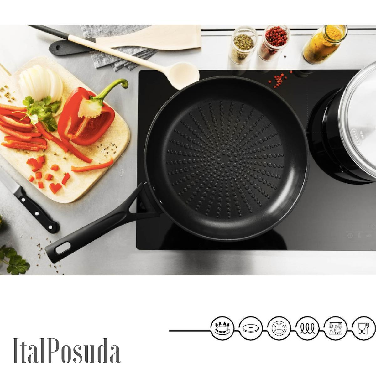 Сковорода Pyrex Expert Touch, 20 см