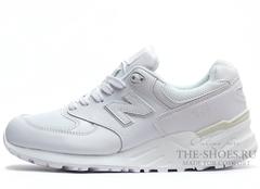 Кроссовки Мужские New Balance 999 White