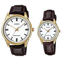 Парные часы Casio Standard: MTP-V005GL-7AUDF и LTP-V005GL-7AUDF