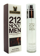 Парфюм с феромонами Carolina Herrera 212 Sexy Men 45ml (м)