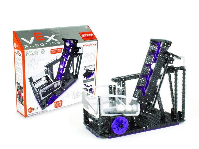 Конструктор VEX robotics Screw Lift Ball Machine