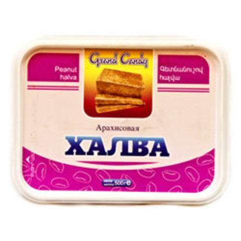 """Халва арахисовая 500 гр """"Grаnd Candy"""""""