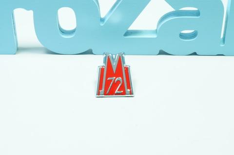 Эмблема торпедо Газ М72