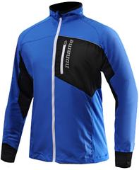 Куртка беговая Noname Robigo 15 black-blue мужская