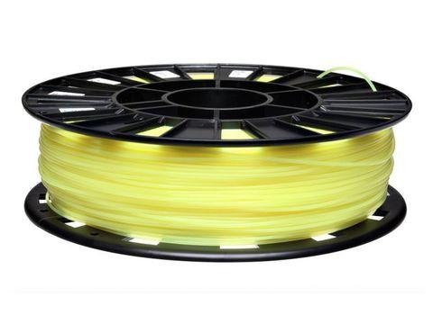 Пластик PLA REC 1.75 мм 750 г., ярко-желтый