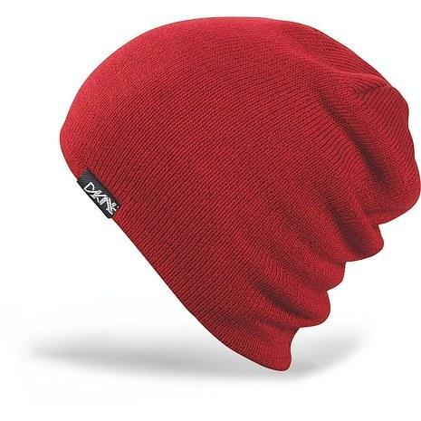 Длинные шапки Шапка-бини вязаная Dakine Rooney Red 42.jpg