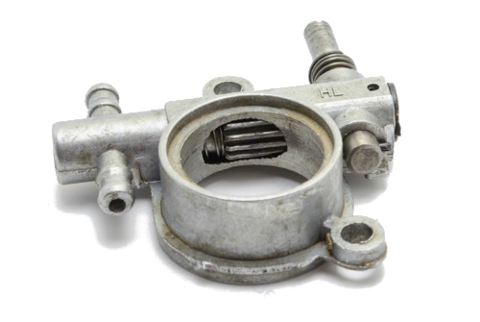 Масляный насос для бензопилы 38cc