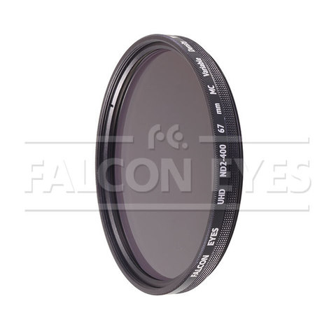 Falcon Eyes UHD ND2-400 67 mm MC