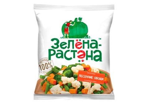 Овощная замороженная смесь