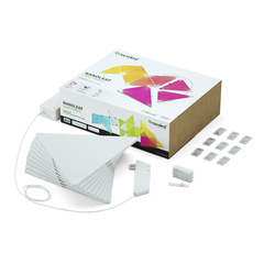 NANOLEAF AURORA Light Panels Smarter kit NL22-0002TW-9PK