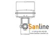 Теплосчетчик Sanline 3.5-ДУ25 Ультразвук M-Bus