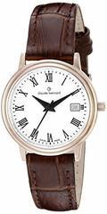 Женские швейцарские часы Claude Bernard 54005 37R BR