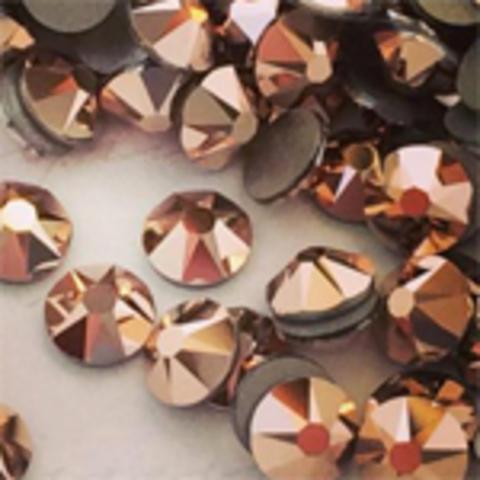 Swarovski Crystal Rose Gold ss5 (20 шт)