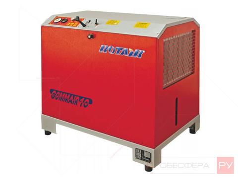 Дизельный компрессор Rotair GOMMAIR 10-7